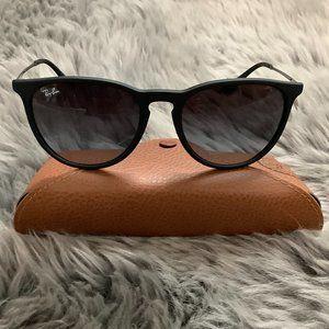 Ray-Ban | Erika Sunglasses | Black